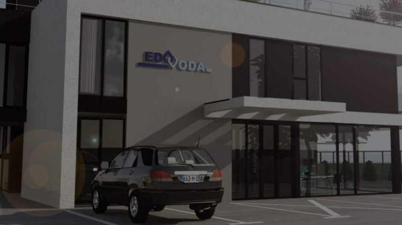 "Website for the ""Edo-Voda"" d.o.o. company"