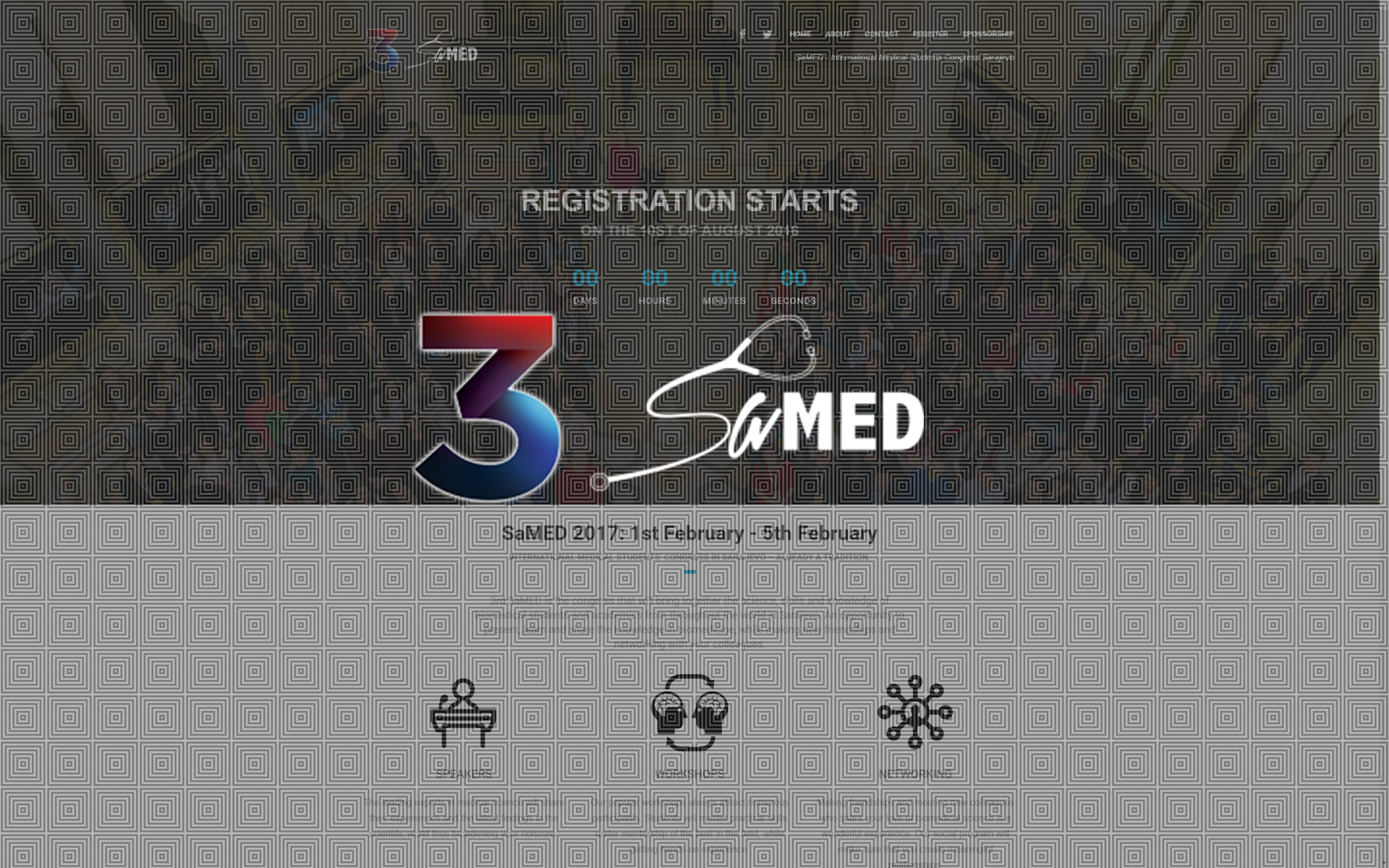 SAMED WEBSITE